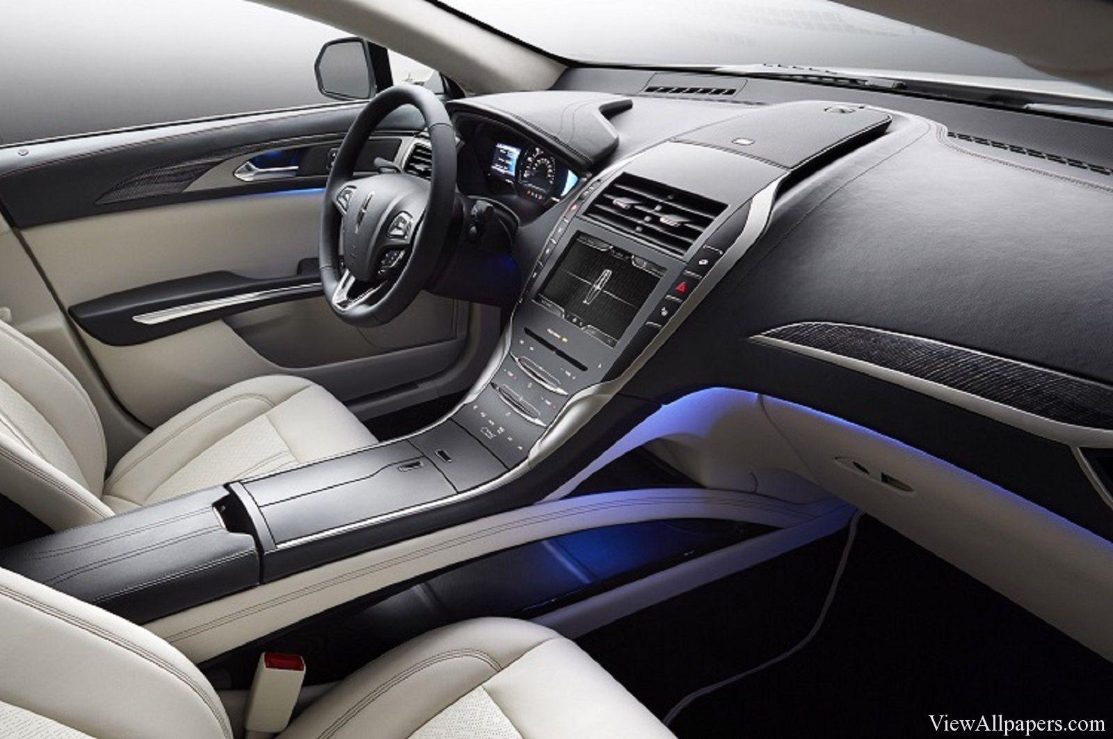Lincoln MKZ-interior-2